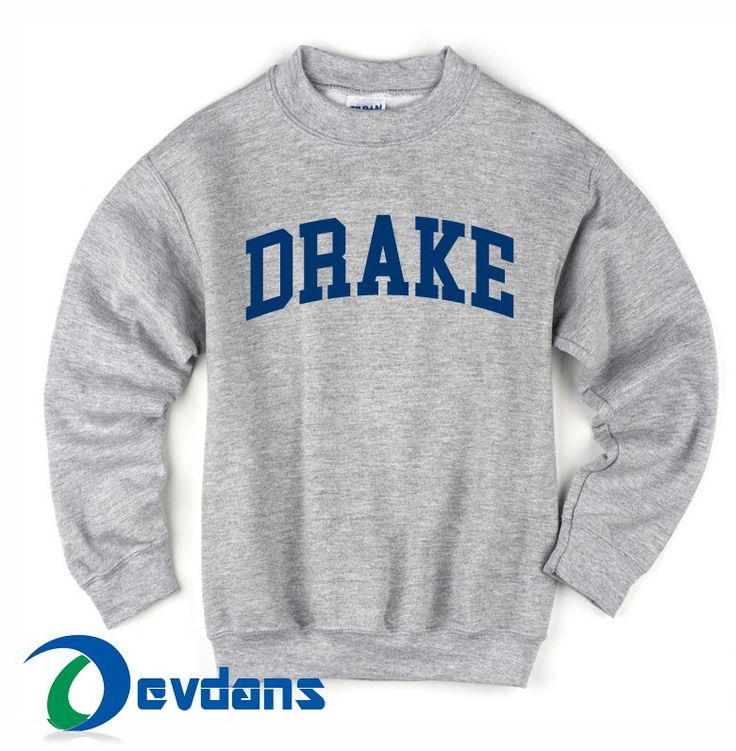 DRAKE Sweatshirts size S,M,L,XL,2XL,3XL