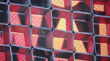 Don't Walk,  Acrilico su tela, 100×80 cm, 2005-2006