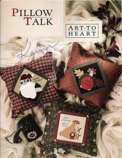 Pillow Talk Art-to-Heart - Zelda Rosa - Picasa Web Album