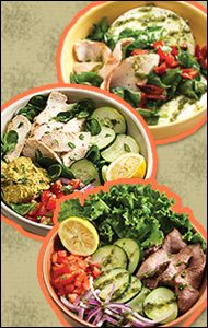 Panera Goodness...New Snack Finds, Panera's Secret Menu, Competitive Weight-Loss | Hungry Girl