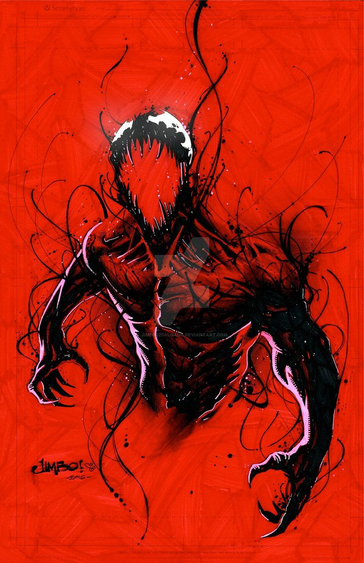 Carnage by Jimbo02Salgado on DeviantArt