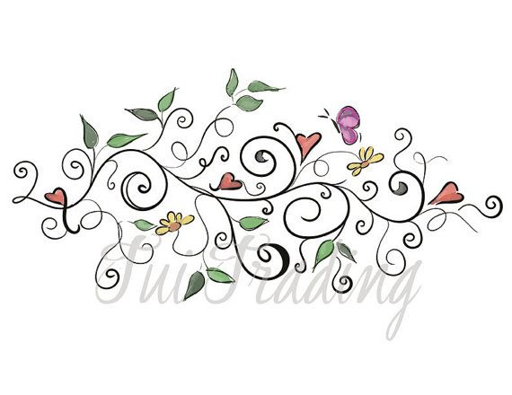 1000 Images About Svg Flourishes Swirls