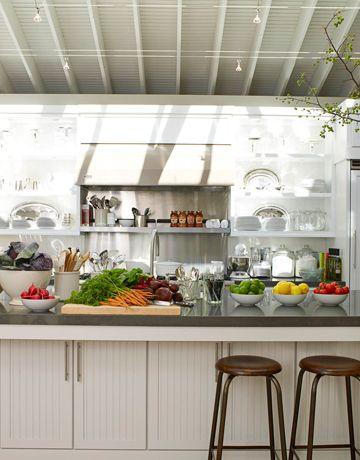 Organized Kitchen #kitchen #room #curvysation #organization #cute #cooking #ideas