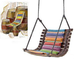 Des idées originales faites avec des palettes en bois                                                                                                                                                                                 Plus