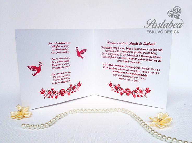 13 best figurs eskvi meghvk wedding invitation with graphics magyar npmesk ihlette eskvi meghv postabea stopboris Gallery