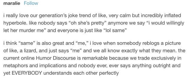 18 Tumblr Posts About Gen Z That Ll Make You Say Big Mood That S What They Say Right In 2020 Tumblr Posts Funny Relatable Memes Tumblr Funny