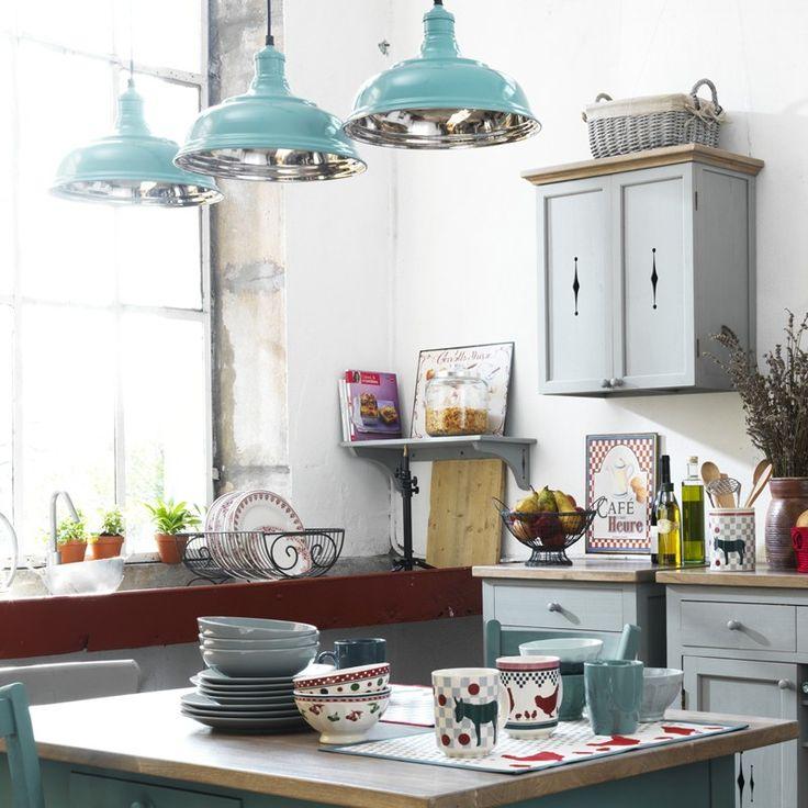 Les 46 meilleures images propos de cuisine sur pinterest nantes les et - Deco cuisine vintage ...