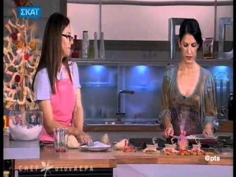 Χριστούγεννα στολίδια βρώσιμα και μη με την Μάνια Πολέμη και την Ελ. Ψιχούλη στην Χριστουγεννιάτικη εκπομπή του Chef στον αέρα στο skai.gr