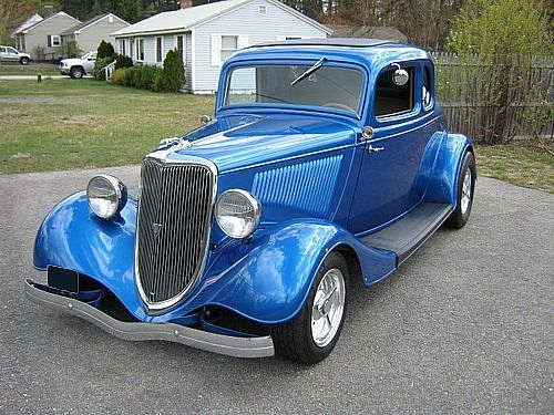 25 best ideas about street rods for sale on pinterest for 1934 ford five window coupe for sale