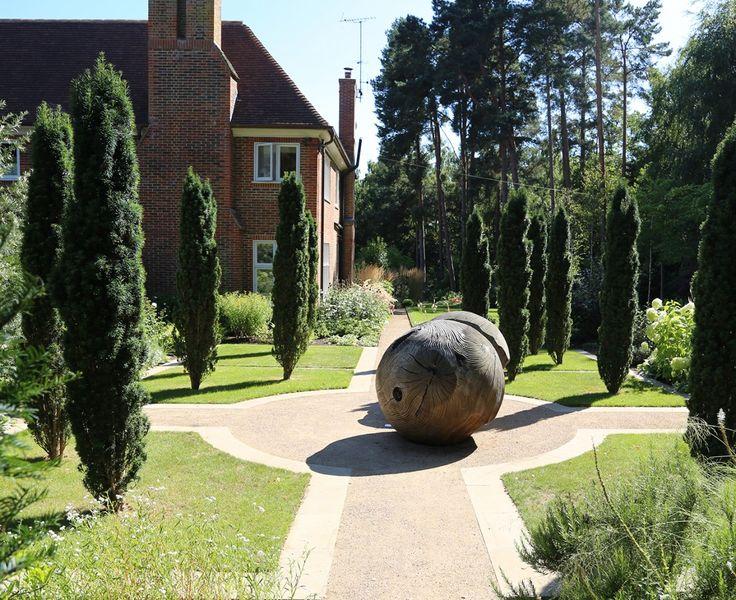 384 best Contemporary Garden Design images on Pinterest