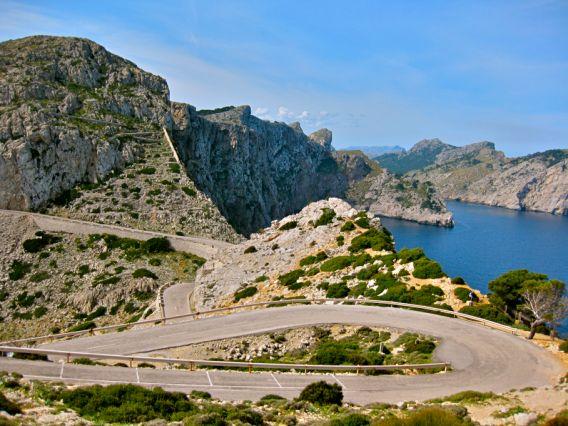 Mallorca Spain-cycling destination!