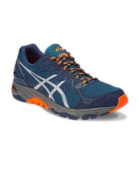 The GEL Fuji Trabuco 4 from Asics is a supportive and durable trail running shoe for over pronators. Built on a Solyte Midsole, combined with a newly designed upper, this shoe has reduced material overlay which makes the shoe light weight while still delivering excellent cushioning and durability.  Buy Now http://www.outsidesports.co.nz/running-and-fitness/BWA1B1Z530U6/Asics-Fuji-Trabuco-4-Running-Shoes---Men's.html#.VdJdYfmqpBc