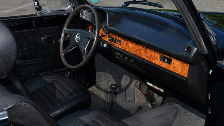 1979 Volkswagen Super Beetle Epilogue Edition - 5