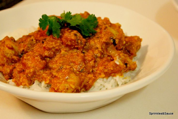 Chicken Curry with Cashews | Recipe
