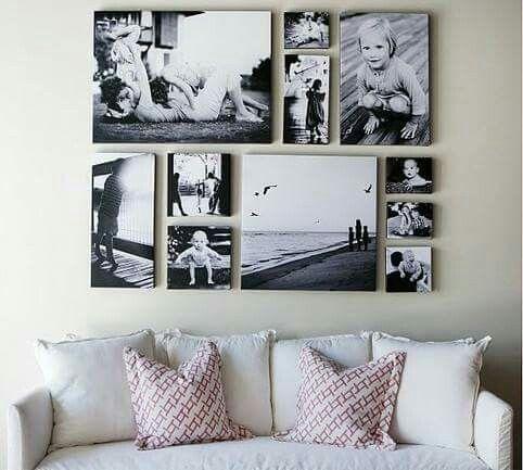 Photo canvas