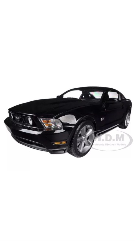 Mustang diecast model car
