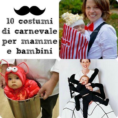 costumi per mamme e bambini