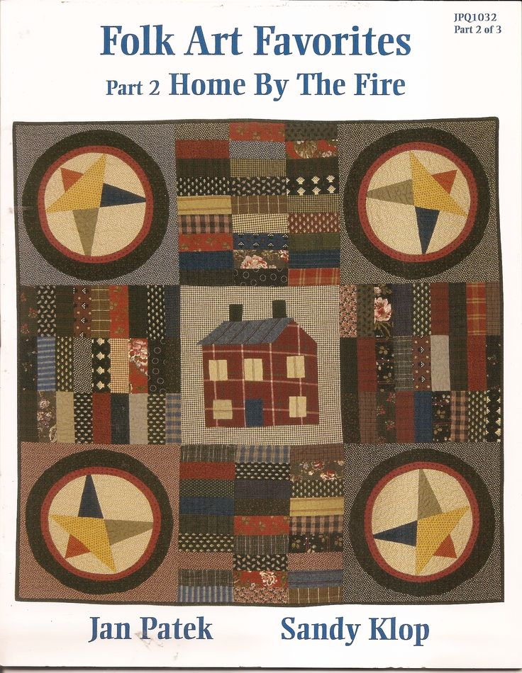 Books | Jan Patek's Store: Folk art favorites part 2 home by the fire