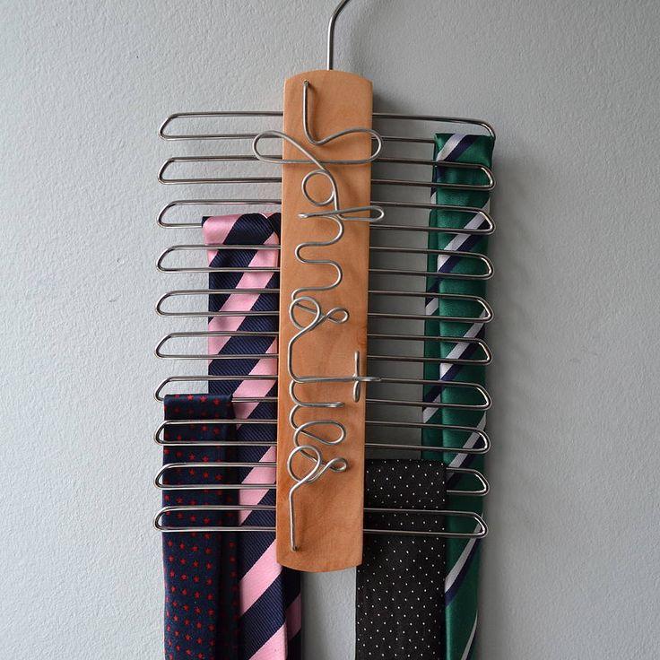 Best Tie Racks For Closets: 17 Best Images About Tie Rack On Pinterest