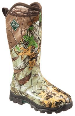 """The Original Muck Boot Company Pursuit Glory 16"""" Hunting Boots for Men - Realtree Xtra - Medium - 13"""