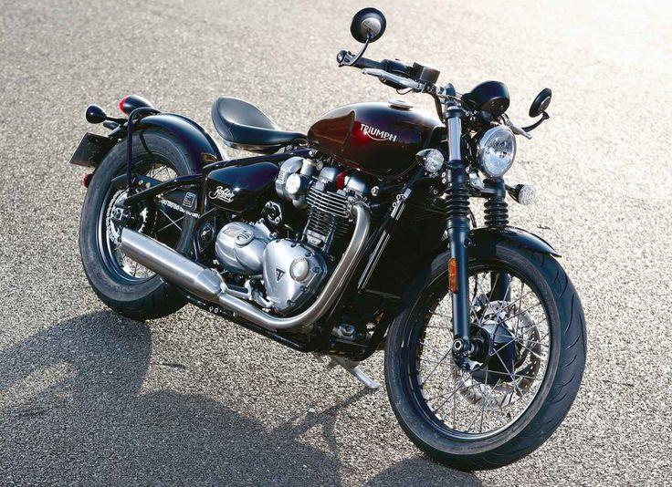 <試乗インプレ>クラシカルで上質!「TRIUMPH ボンネビル・ボバー」 - LAWRENCE - Motorcycle x Cars + α = Your Life.