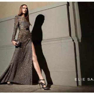 Karlie kloss for Elie Sab
