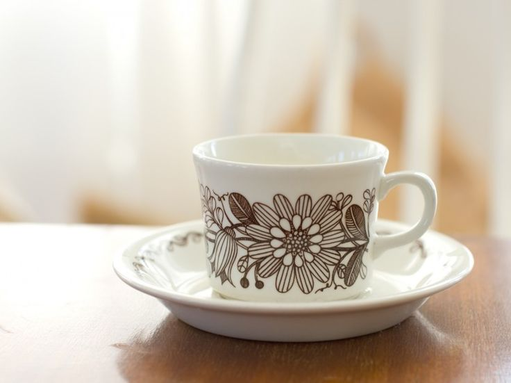 Finnish Vintage coffee cup