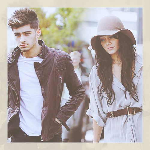 Zayn Malik And Vanessa Hudgens