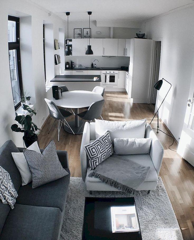 53 Wohnzimmerdekorationen, die die Inspiration für dieses Jahr waren