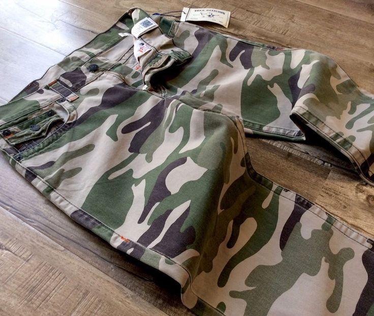 True Religion Men Military US Army Camo Straight Jeans Combat Surplus Battle | Clothing, Shoes & Accessories, Men's Clothing, Jeans | eBay!