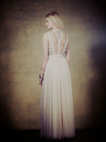 Golden Chalice Maxi free people
