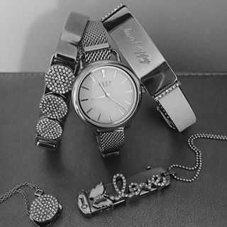 KEEP Collective All things SILVER. Love Pave Bangle watch and butterfly. https://www.keep-collective.com/with/angelablondowski