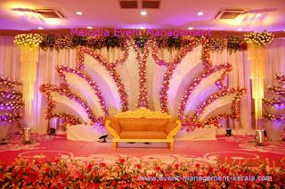 Looking for wedding stage decoration Thrissur ? Stage decoration is main part of…