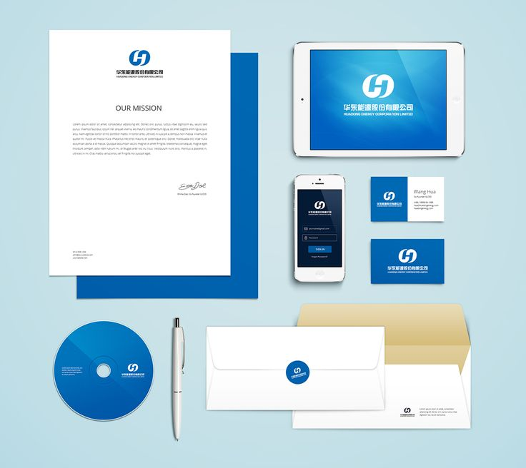 "Check out my @Behance project: ""Hua Dong Group Logo Design""…"