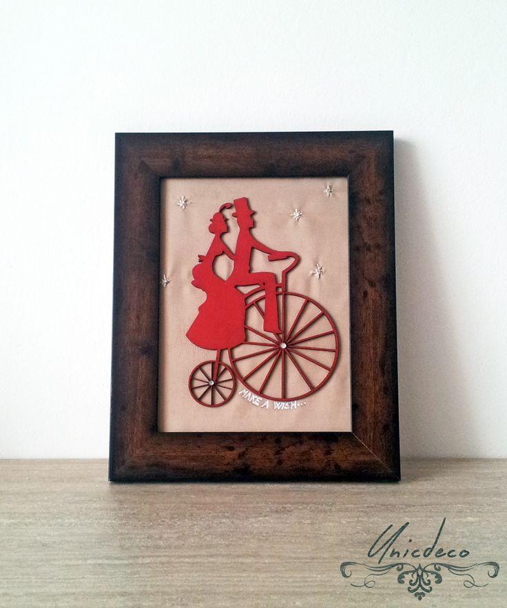 https://www.facebook.com/media/set/?set=a.1027208497323026.1073741829.1024891560888053&type=3 #unicdeco #decoration #unique #stars #frame #art #wood #love #wish #cycle