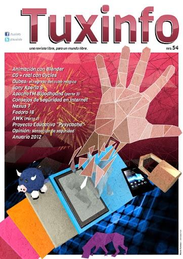 Podes descargar el numero 55 de nuestra revista Tuxinfo ya mismo! http://www.tuxinfo.com.ar/tuxinfo/?p=812