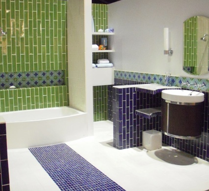 Bathroom Tiles Images Gallery bathtub tile - creditrestore