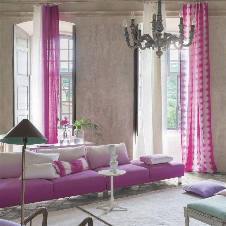 12 best Tissu pour rideaux images on Pinterest | Curtains, Designers ...