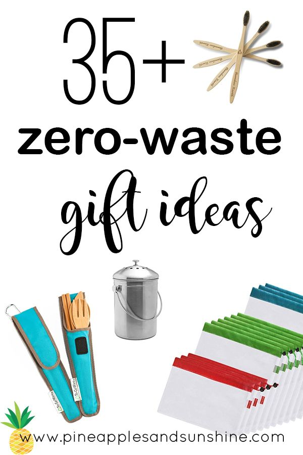 35 Zero Waste Gift Ideas For Your Earth Conscious Friends Or For Yourself Zerowaste Zerowastelifestyle Loww Zero Waste Gifts Waste Gift Sustainable Gifts