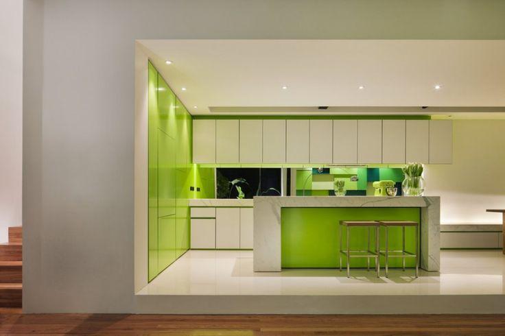 Matt Gibson Architecture + Design have designed the Shakin Stevens House in Melbourne, Australia.