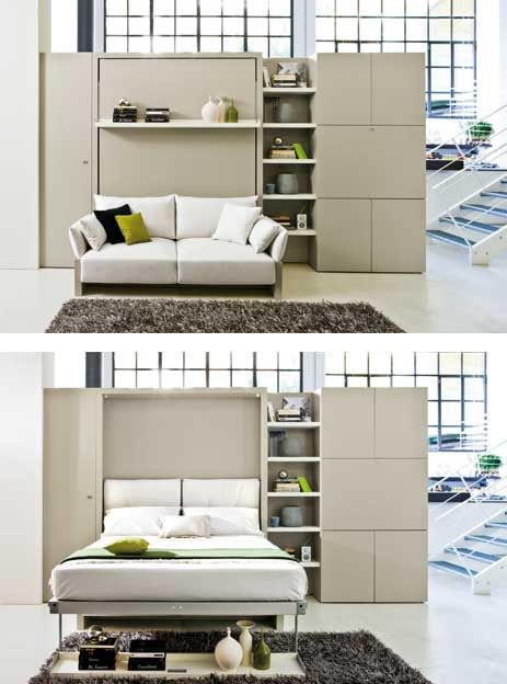 Best Modern Murphy Bed Wall Beds For Modern Apartments 400 x 300