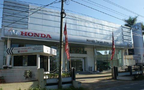 Dealer Honda Tunas Jaya