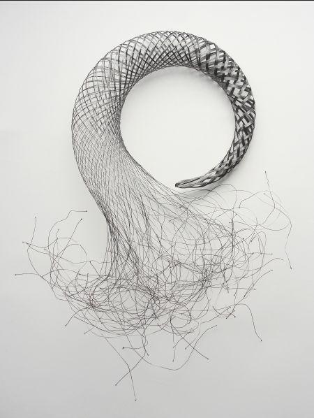 Studio jewelry by Krisztina Németh, 2010