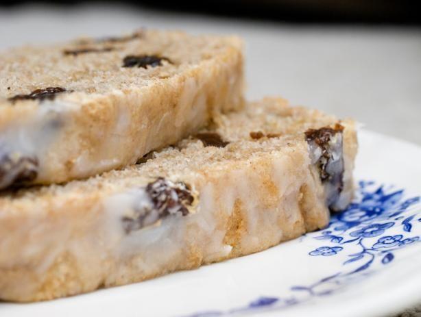 "Cinnamon Raisin Bread for the Bread Machine. (Photo by BluefrogJ) Soak the raisins first (rum, hot water, whatever makes you happy) and use brown sugar instead of white. A tasty ""fun"" bread machine recipe."