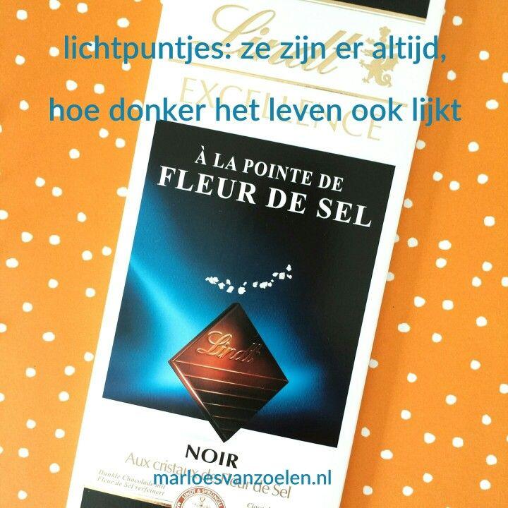 #Lichtpuntje van de week #20 | Iets lekkers krijgen | Wat was jouw #lichtpuntje van de week? | Voor meer #lichtpuntjes zie http://www.marloesvanzoelen.nl