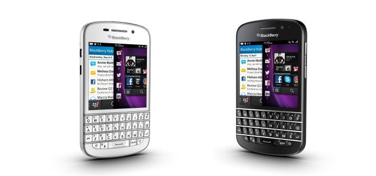 Todo lo que debes saber sobre la llegada al Perú del Blackberry Q10 con teclado táctil » Tecnews.pe