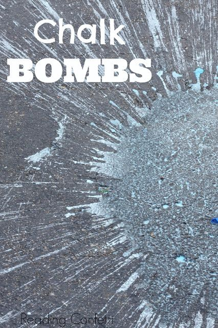 how to make paint bombs with water balloons