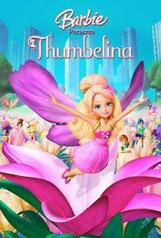 Watch Thumbelina Barbie Online. Barbie Presents Thumbelina