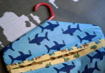 Clothes pin bag