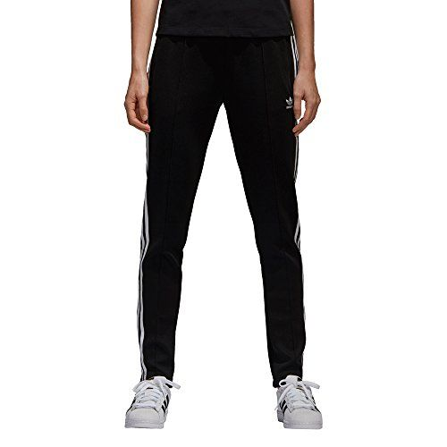 adidas SST TP Sport Trousers Mujer Black 48 | Pants for ...